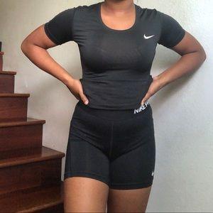 Black Dri-Fit Nike Shirt